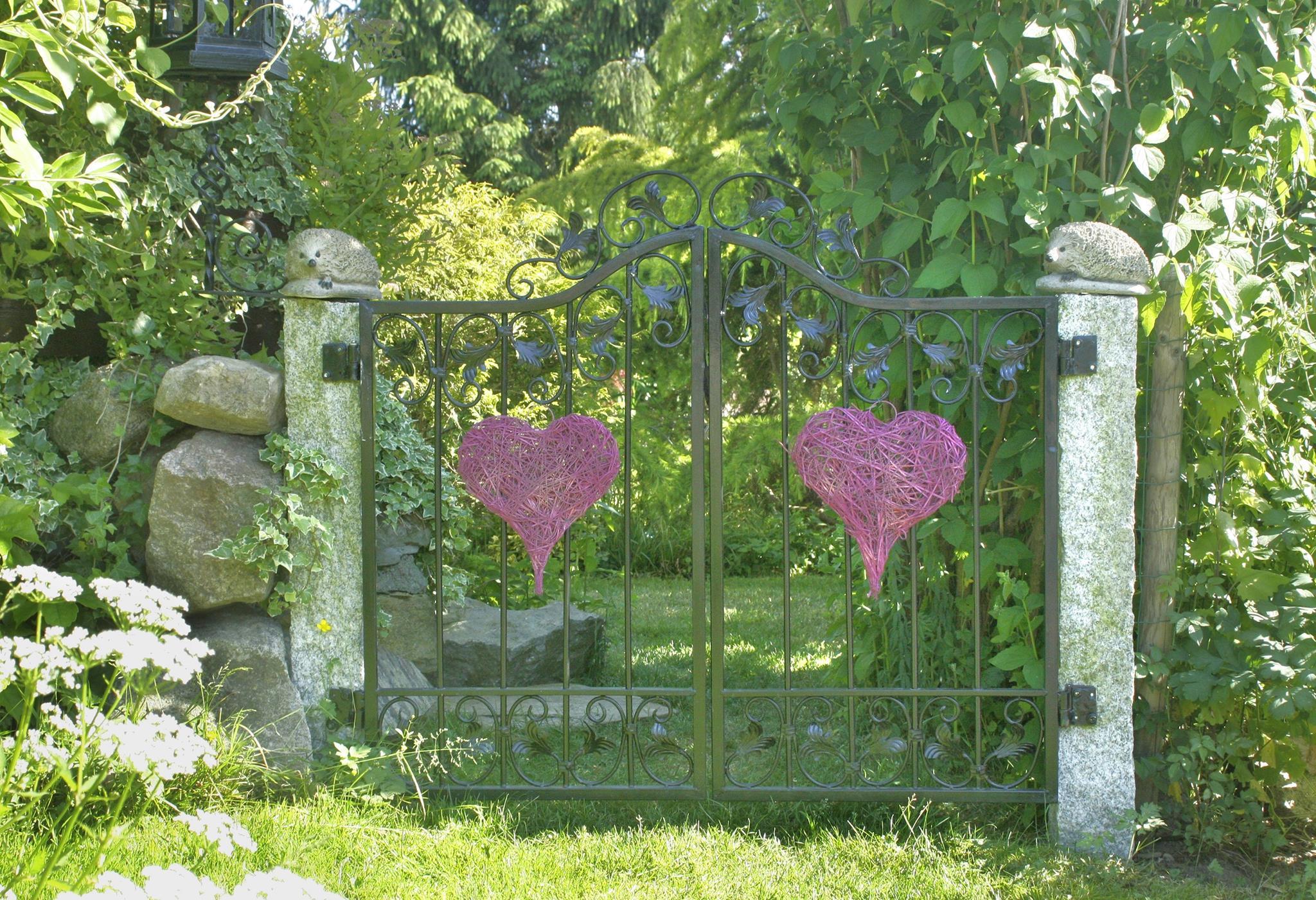 Frisch Bilder Garten Ideen
